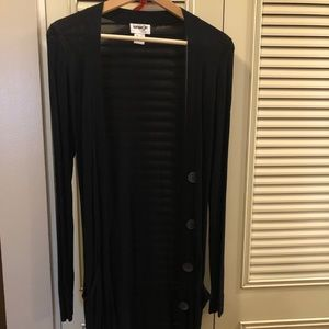 Open-Front light weight Cardigan